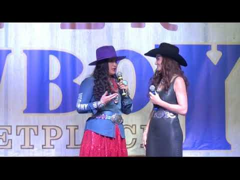 She's Gone Country w/ CB Cowgirls Fashion Show Las Vegas 2017