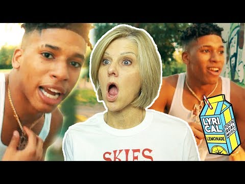 Mom Reacts to NLE Choppa - Camelot (Dir. by @_ColeBennett_)