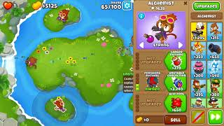 Gambar cover Bloons TD 6 - UPDATED Chimps - No Hero - Spring Spring - Black Border (14.3 patch)