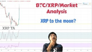 Bitcoin/Market Analysis | XRP to the moon??