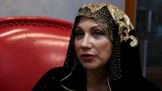 Роза Сябитова в одном из офисов компании Исмагила Шангареева Dan Real Estate (Аджман, ОАЭ)