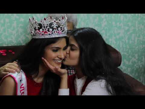 VLCC Femina Miss India World 2020 - Manasa Varanasi Receives A Regal Homecoming!