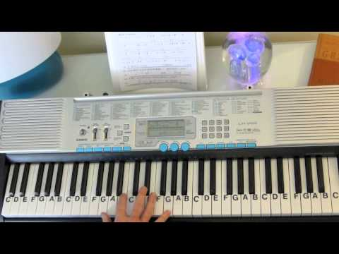 How to Play ~ The Rose ~ Bette Midler ~ LetterNotePlayer ©