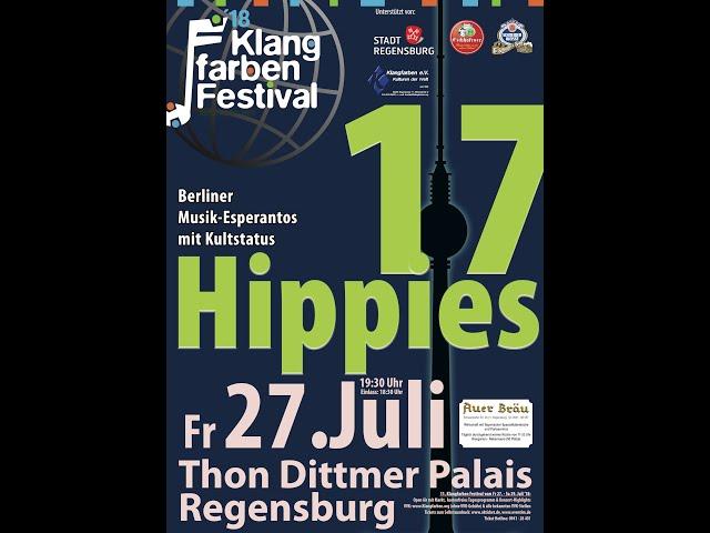 17 Hippies @ 11 Klangfarben Festival