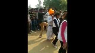 haryanvi dj dance- landi kurti
