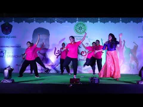 Zumba#Aananda Lahari on December 3rd in Guntur(3)