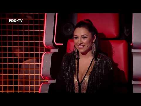 The Voice Of Romania 2019 - The Romanian Michael Jackson Is Back Again Battles