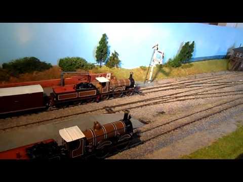LBSCR Express Train
