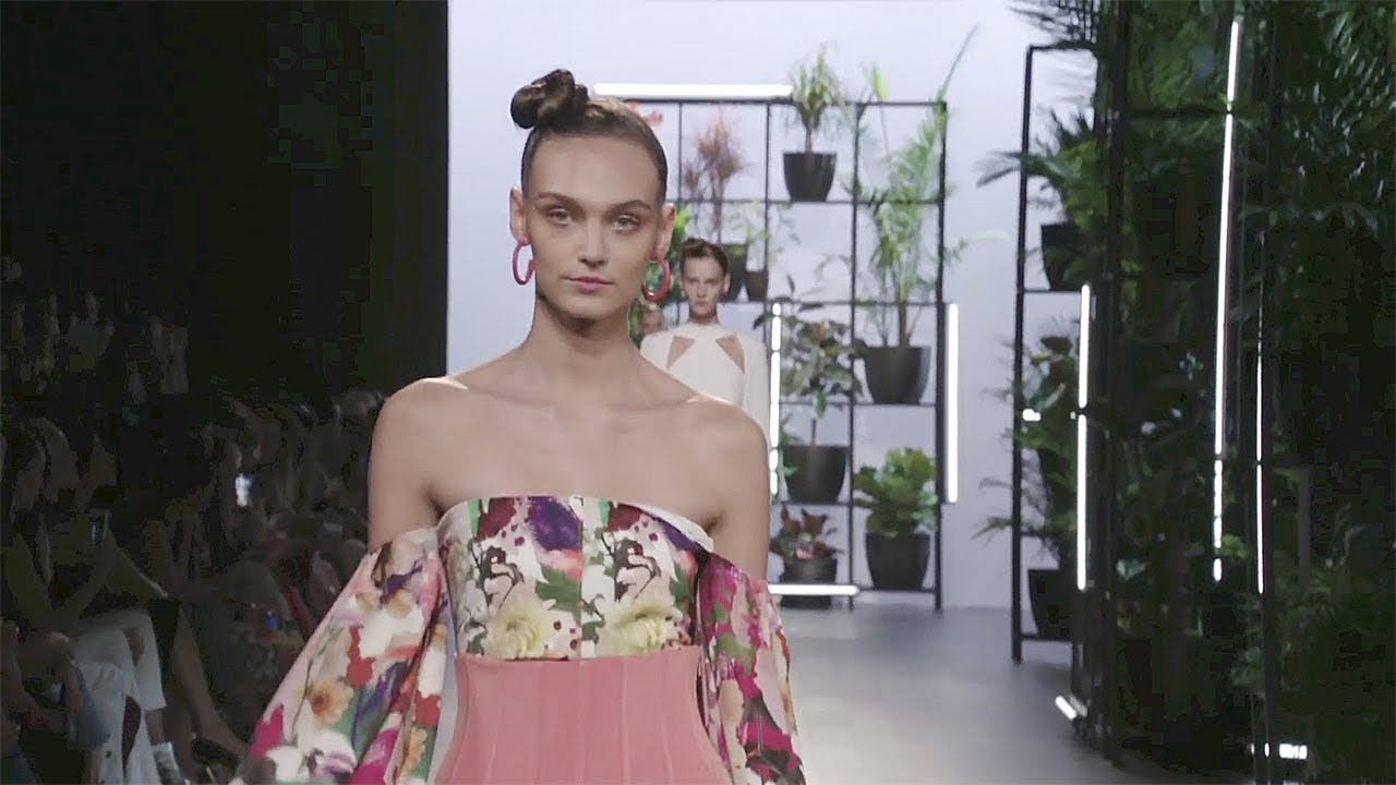 Cushnie Et Ochs | Spring Summer 2018 Full Fashion Show | Exclusive