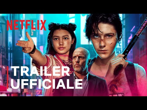 Kate   Trailer ufficiale   Netflix