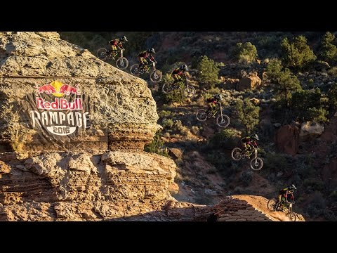 Four Rampage Riders Take On 'Impassable' Route