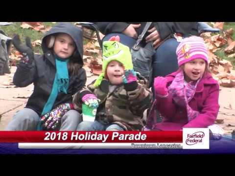 2018 Lancaster, Ohio Holiday Parade