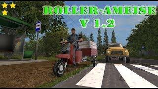 """[""""Mod Vorstellung Farming Simulator Ls17: Roller-Ameise"""", """"MURAVEI""""]"""