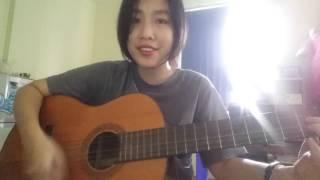 Giai điệu tình yêu  - Thùy Chi - Guitar Cover