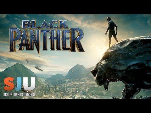 Download Youtube: Black Panther Final Trailer Breakdown! - SJU
