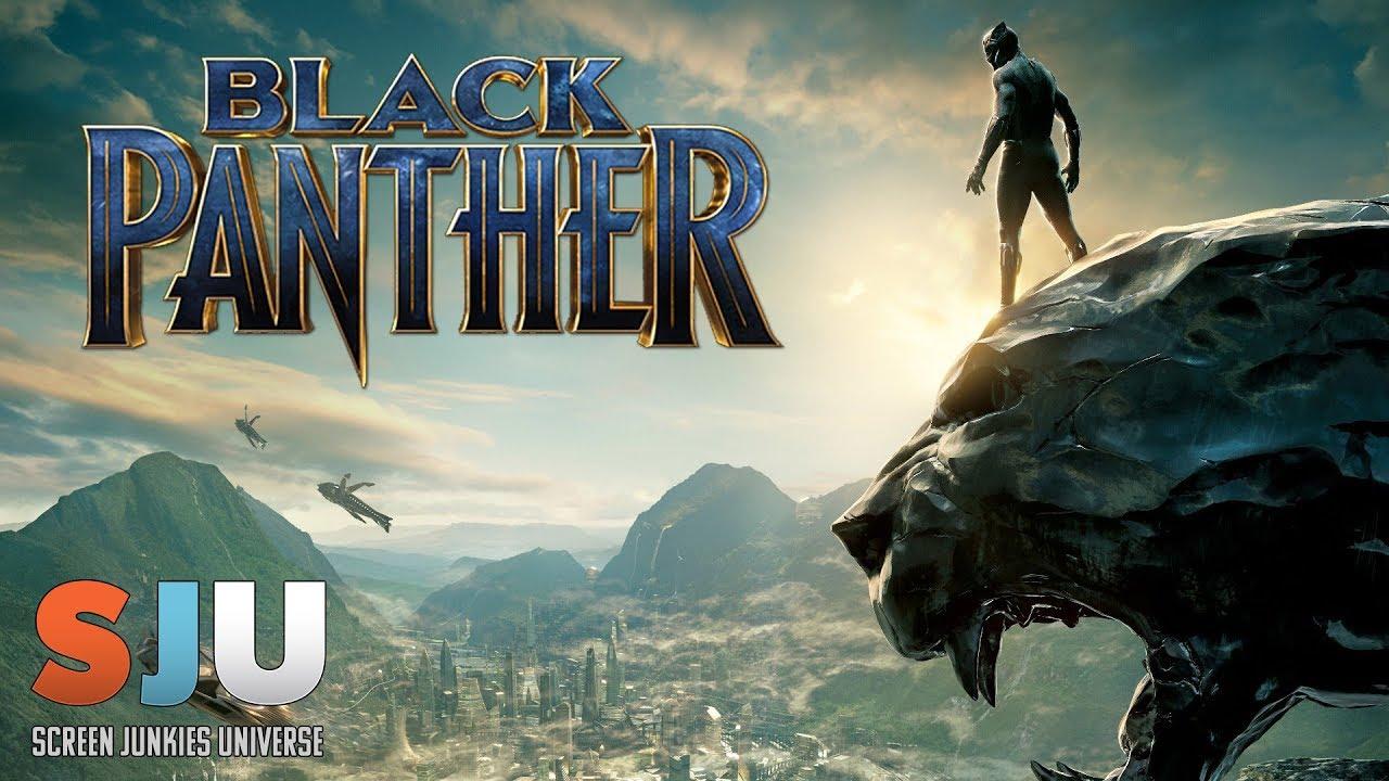 Black Panther Final Trailer Breakdown! – SJU