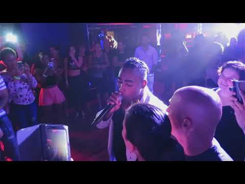 DannyD Xtreme 6 at the Bachata Night Montreal on September 16 2017