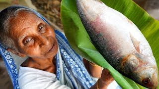 SARSHE-ILISH !!! Unique & Traditional HILSHA Recipe prepared by Grandmother