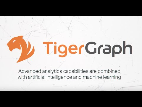 TigerGraph: Improve the world with deeper insights
