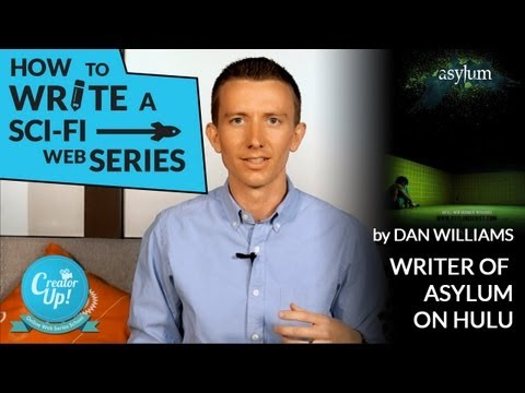 How to Be a Writer of a Sci-Fi Web Series - Course Introduction