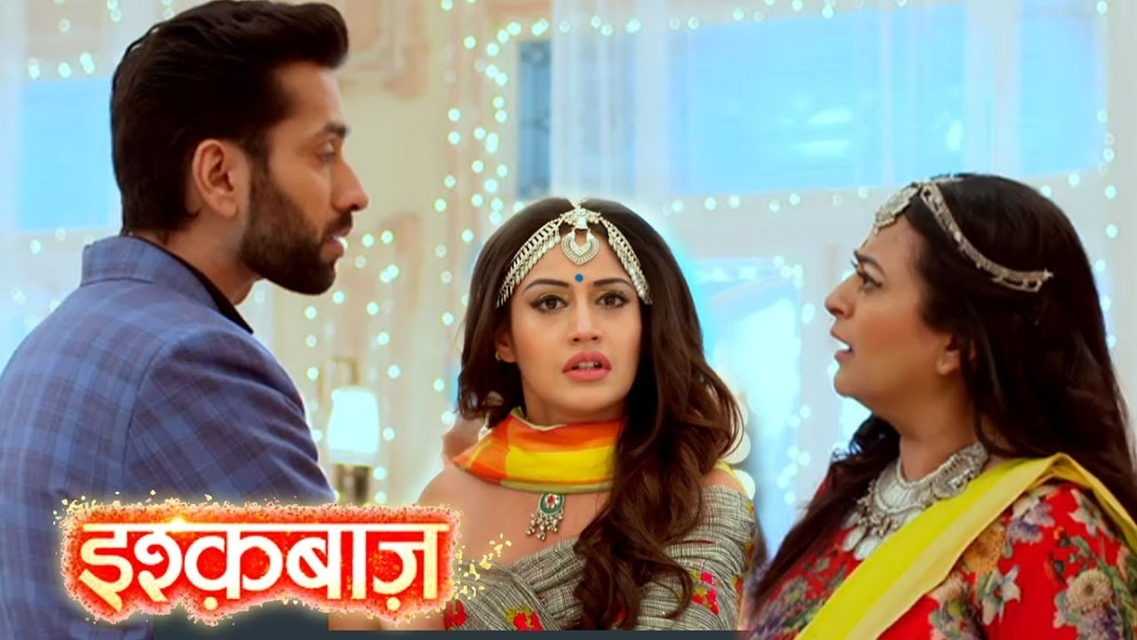 Ishqbaaz 3 may 2017 episode 271 Promo