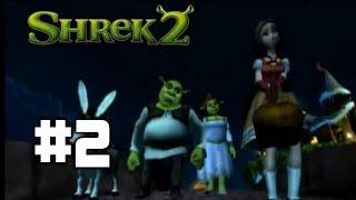 Shrek 2 - Part 2 - Spooky Forest!