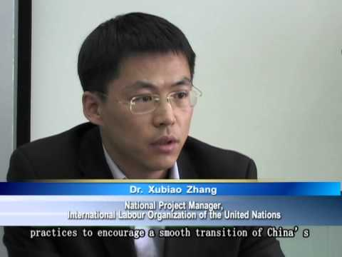 New Ventures China Green SME Role Model Initiative