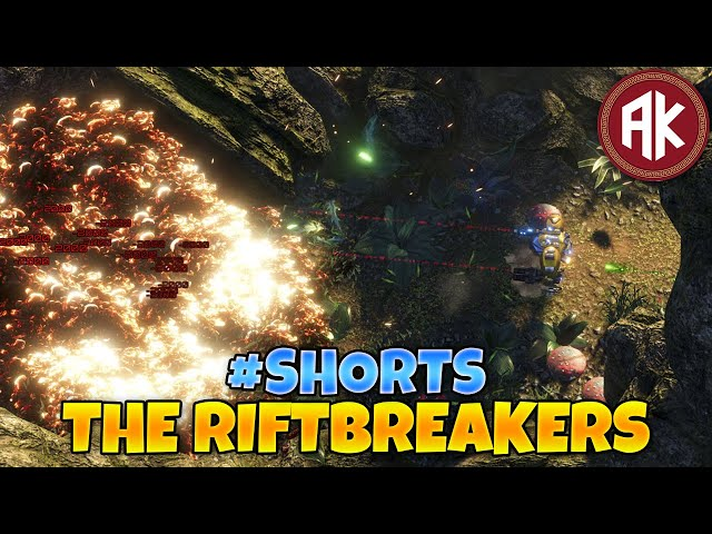 The Riftbreakers #Shorts