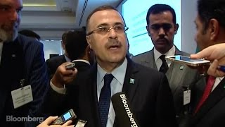 Saudi Aramco CEO Nassar Sees Recovery in Oil Prices