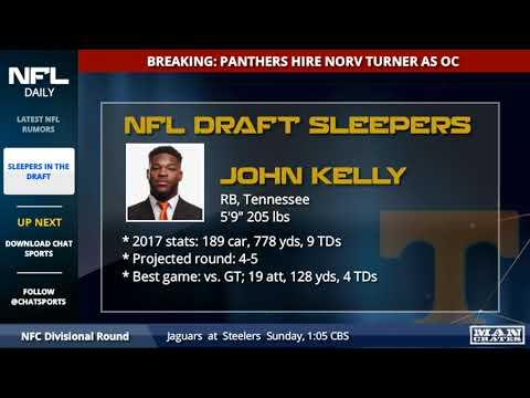 2018 NFL Draft Sleepers