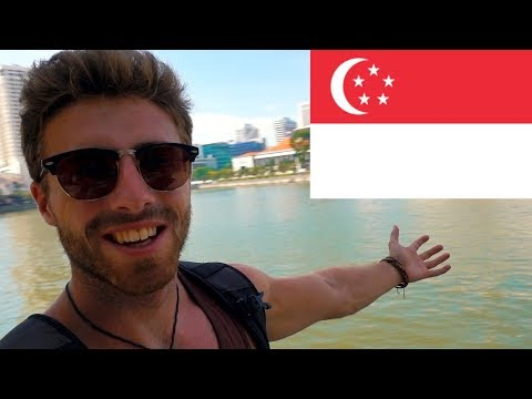 HOW TO TRAVEL SINGAPORE IN A DAY CHEAP