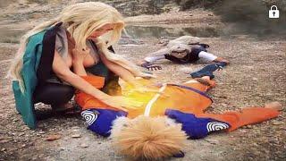 vuclip Sunade vs orocimaru cosplay anime naruto