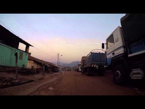 Côte d'ivoire Man filmée en Gopro / Ivory Coast Man filmed by Gopro