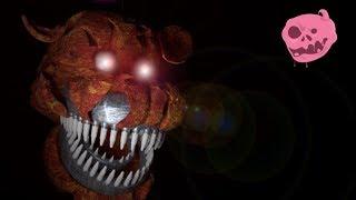 How To Make - Nightmare Freddy FNAF.