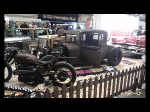 Bilsportmässan Elmia 2011