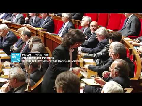 France in Focus - Behind the scenes of the National Assembly