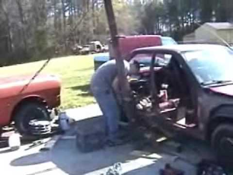 toyota and the redneck frame machine