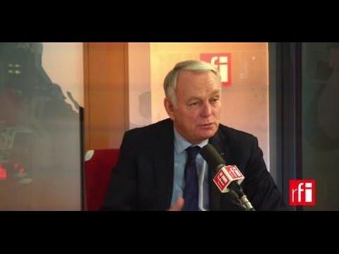 Jean-Marc Ayrault: «Manuel Valls y songeait sans doute depuis longtemps»