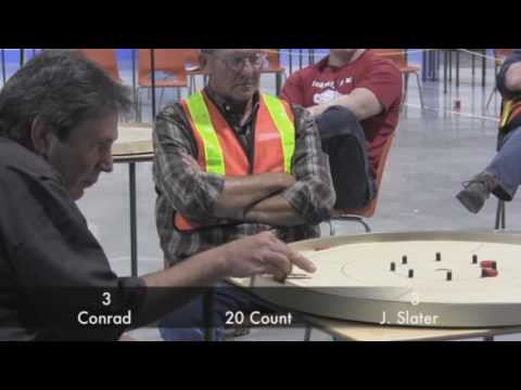 Exciting Crokinole World Championship
