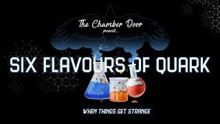 PILLIGA CHATTER - Six Flavours of Quark