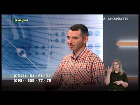 Тема Дня: Яким буде Ужгородський парк Перемоги? (21.08.19)