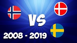 DENMARK-VS-NORWAY-VS-SWEDEN-Eurovision-songs-2008-2019-battle-My-opinion