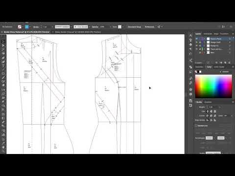 My Pattern Design Process- Zeenie Summers
