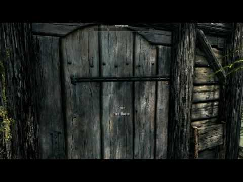 Hunter's Treehouse for PS4/XONE (Skyrim Special Edition)