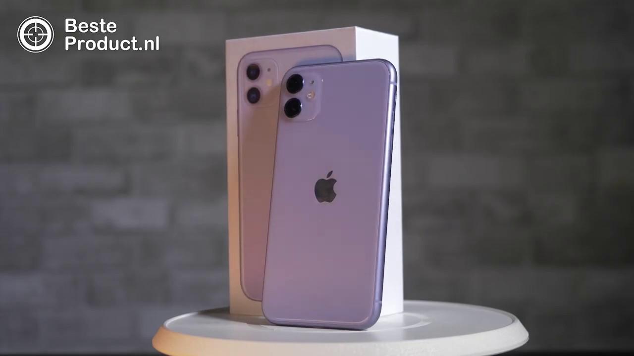 iPhone 11 - De unboxing