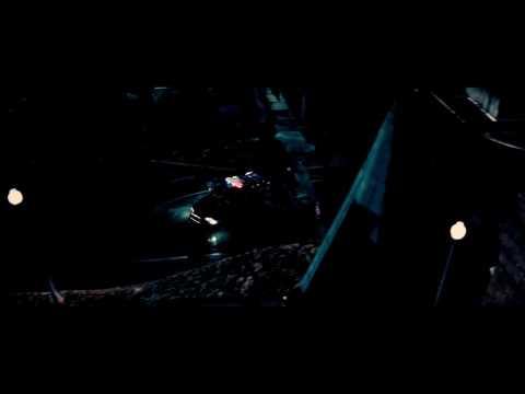 Transhuman Farewell - Cyberpunk music video