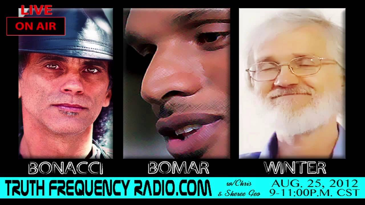 Origins - Sevan Bomar, Santos Bonacci, Dan Winter - Truth Frequency Radio - 08-25-12