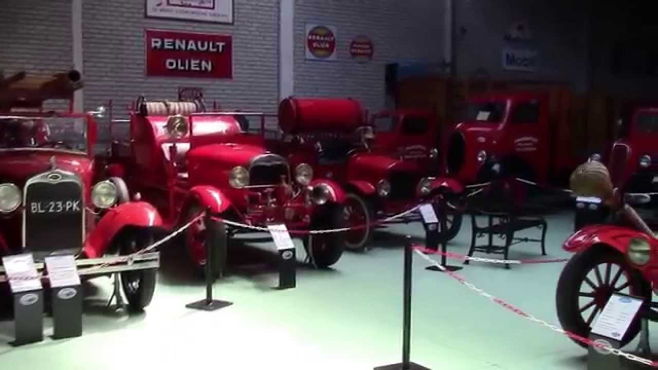 Auto Garage Hillegom : Ford museum den hartogh hillegom the netherlands youtube