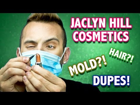 NO BS Jaclyn Hill Cosmetics Lipsticks Review! | Dupes - Swatches - HAIR?! thumbnail