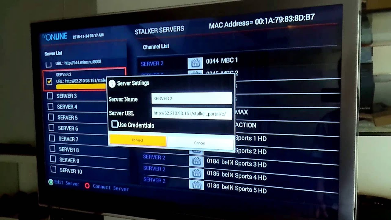 stalker mix tv apk
